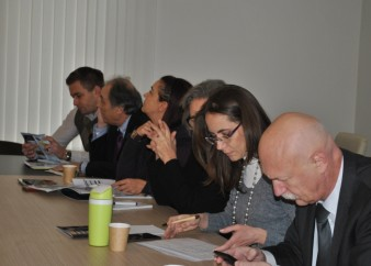 VISIT OF EU HIGH-LEVEL ADVISERS TO THE CENTRAL REGIONAL DEVELOPMENT AGENCY