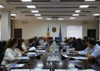 PROGRESS REPORT OF THE 'ASSISTANCE TO THE IMPLEMENTATION OF EU HIGH-LEVEL ADVISERS' MISSION', UNANIMOUSLY APPROVED AT STEERING COMMITTEE MEETING