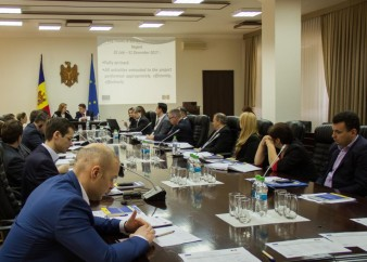 PROGRESS REPORT OF THE 'ASSISTANCE TO THE IMPLEMENTATION OF EU HIGH-LEVEL ADVISERS' MISSION', APPROVED AT STEERING COMMITTEE MEETING