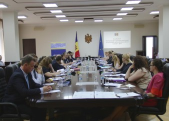 AUTHORITIES, TO CONSOLIDATE COOPERATION WITH CIVIL SOCIETY, IN LINE WITH EU STANDARDS