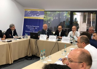 SOLUTIONS FOR THE REPUBLIC OF MOLDOVA ELECTRICITY GRID INTERCONNECTION WITH THE EU NETWORK AND INTEGRATION INTO THE EU ENERGY MARKET, DISCUSSED DURING ROUNDTABLE