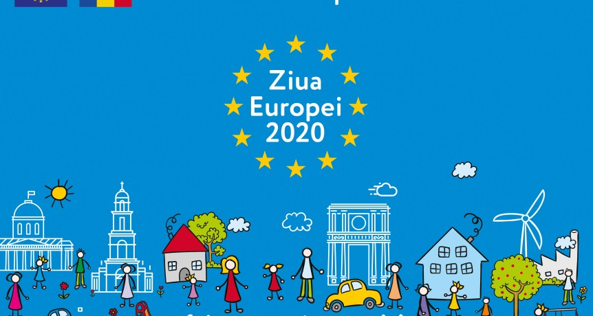 EUROPE DAY 2020: STRONGER TOGETHER, WE ARE SOLIDARY FOR HEALTH!